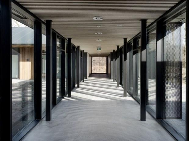 Psykiatrisk Center Ballerup - glasgang