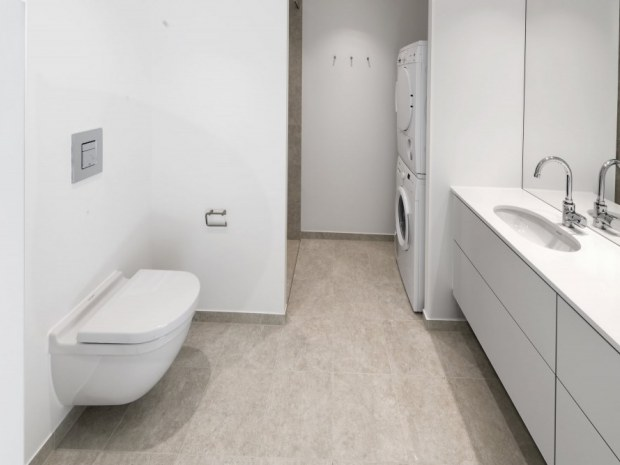Rahbek Hus I - badeværelse