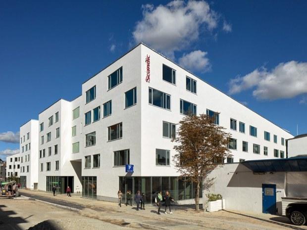 Scandic Hotel, Kødbyen - facade