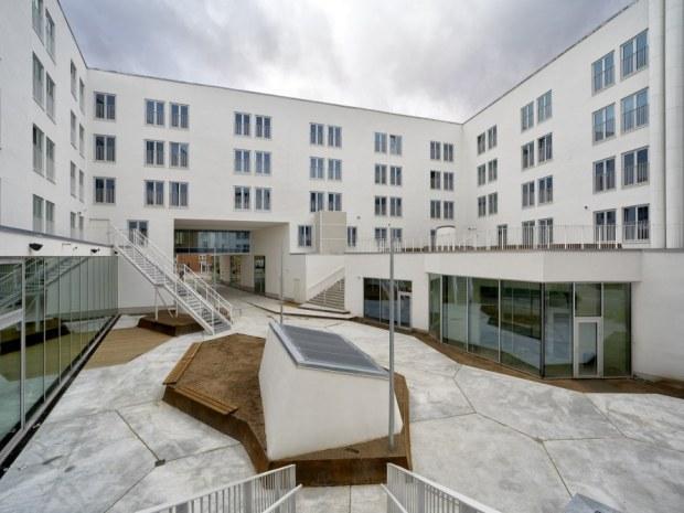 Scandic Hotel, Kødbyen - gårdrum
