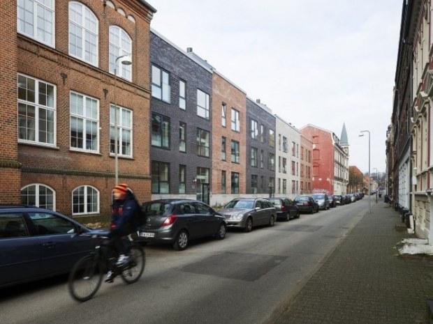 Købmagergade Skole - gade