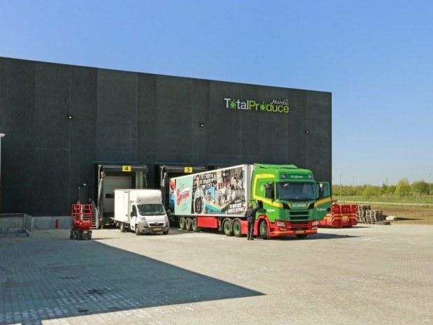 Total Produce Nordic - facade