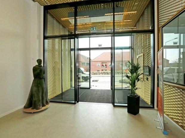 VUC Storstrøm Campus - indgang