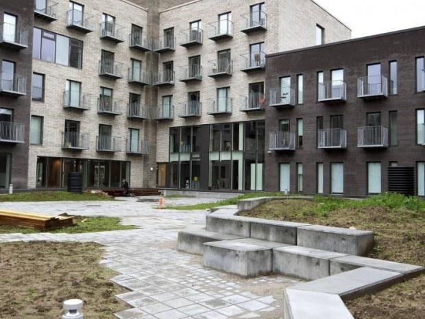 Aarhus Kollegiet – gårdarel