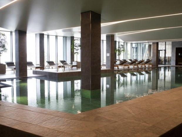 Alsik Hotel - svømmebassin