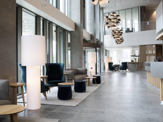 Alsik Hotel - lobby