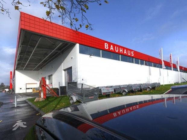 Bauhaus Gladsaxe - facade