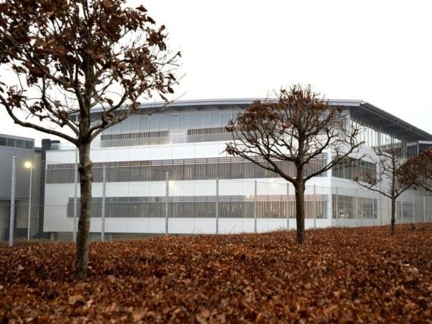 Billund Lufthavn - facade
