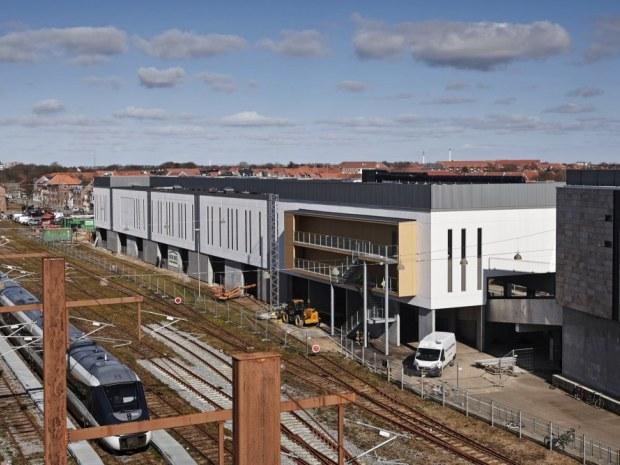 Biografcenter Broen - banegård