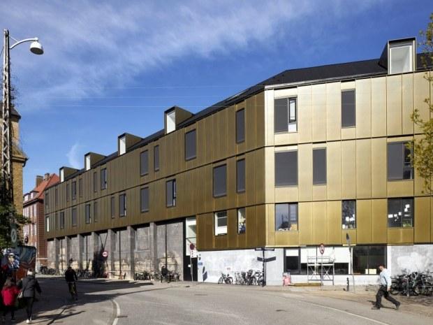 Christianshavns Skole - boligkarré