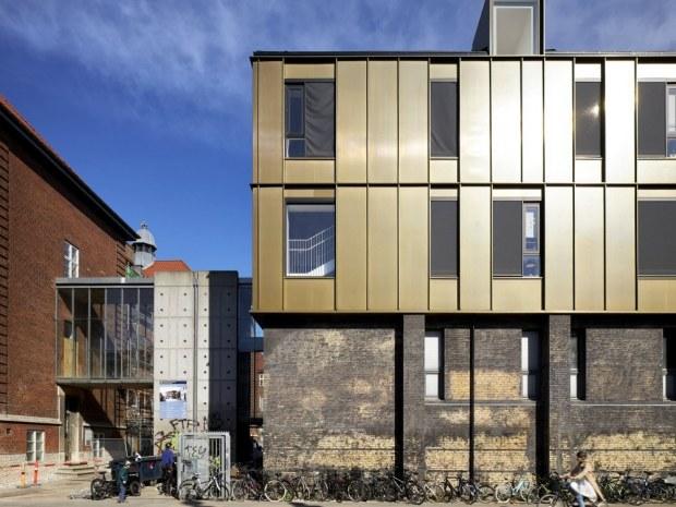 Christianshavns Skole - facade