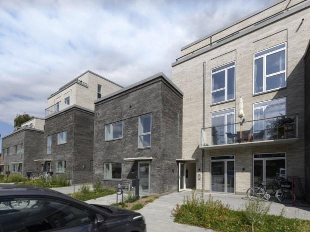 Damhus Parken - facade