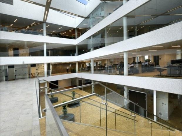 Foss Innovation Centre II - atrium
