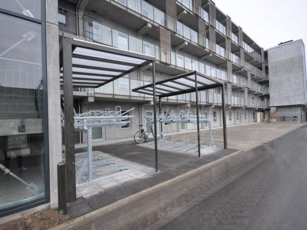 Gartnerbyen etape 1 - facade