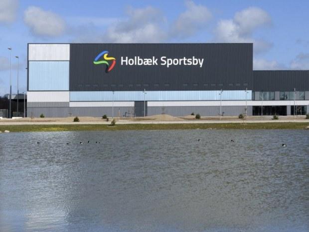 Holbæk Sportsby - facade