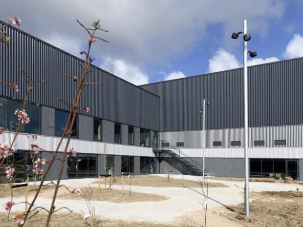 Holbæk Sportsby - indgang