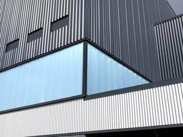 Holbæk Sportsby - facadeplader