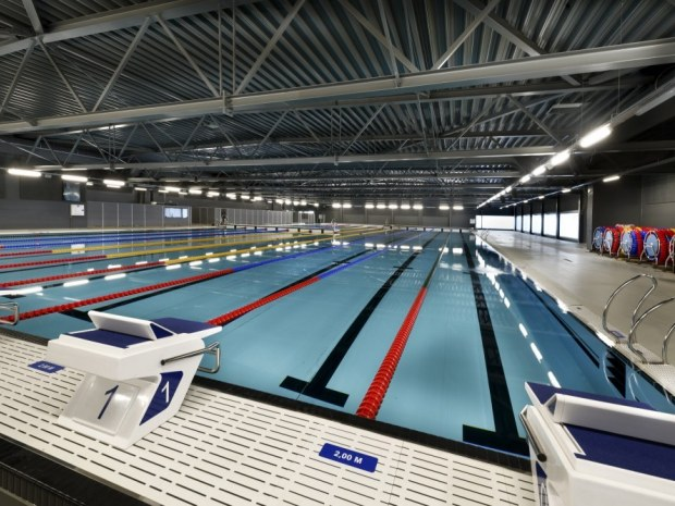 Holbæk Sportsby - svømmehal