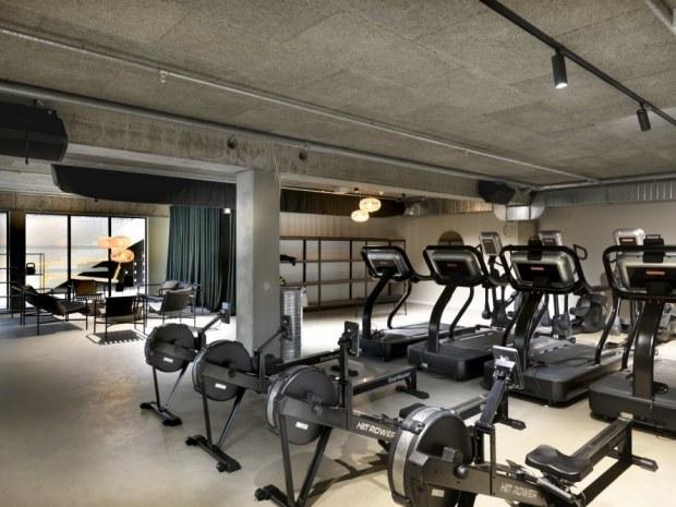 Holbæk Sportsby - træningscenter