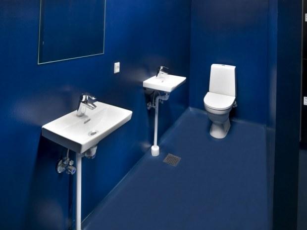 Holbæk Sportsby - toilet