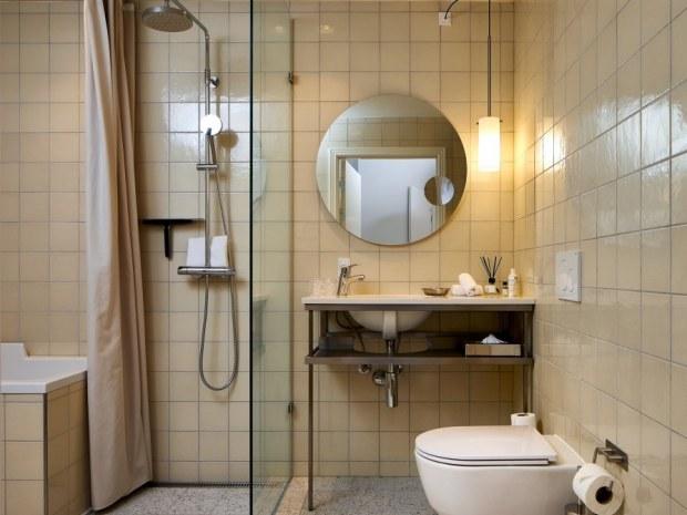 Hotel Ottilia - badeværelse