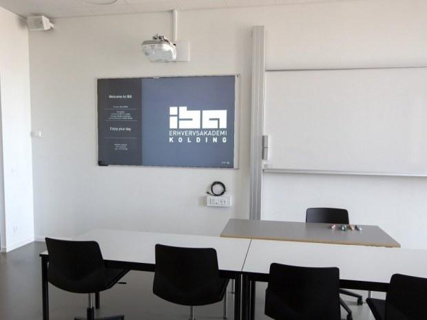 IBA Erhvervsakademi - AV-løsninger