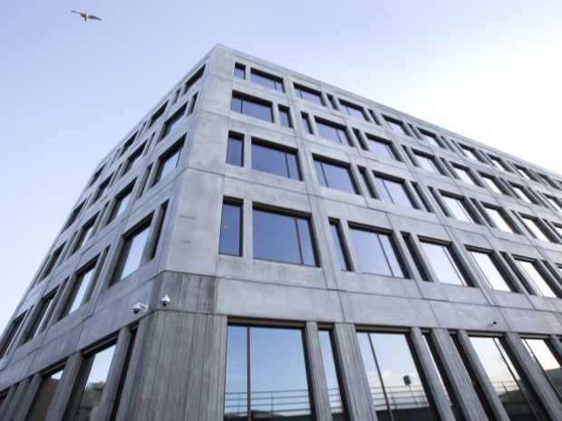 Jyllands-Posten - facade