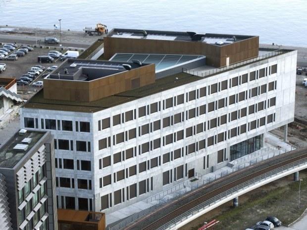 Jyllands-Posten - glastag