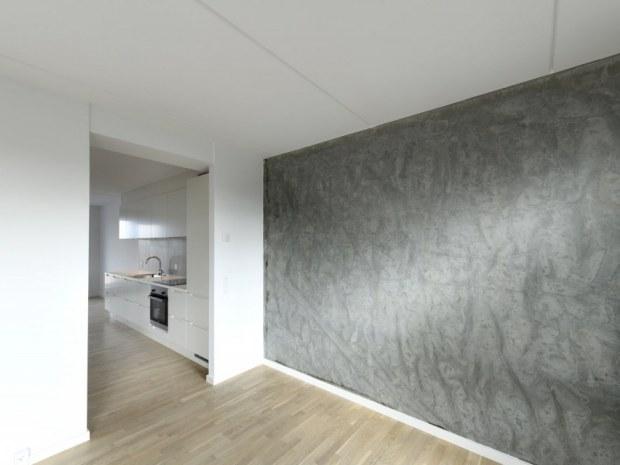 Kunstnerkarréen - interiør