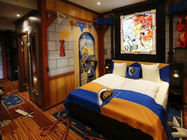 Legoland Castle Hotel - værelse