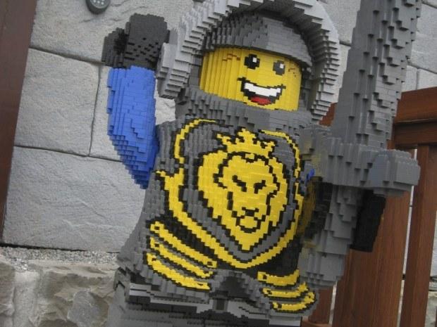 Legoland Castle Hotel - figur