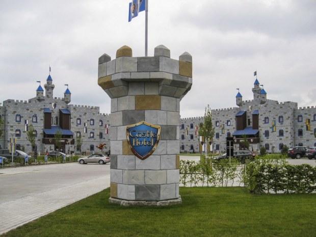 Legoland Castle Hotel - indgang