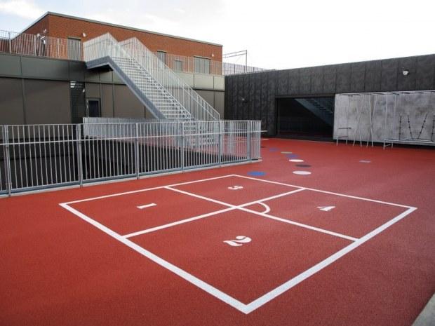 Lindbjergskolen - sportstag