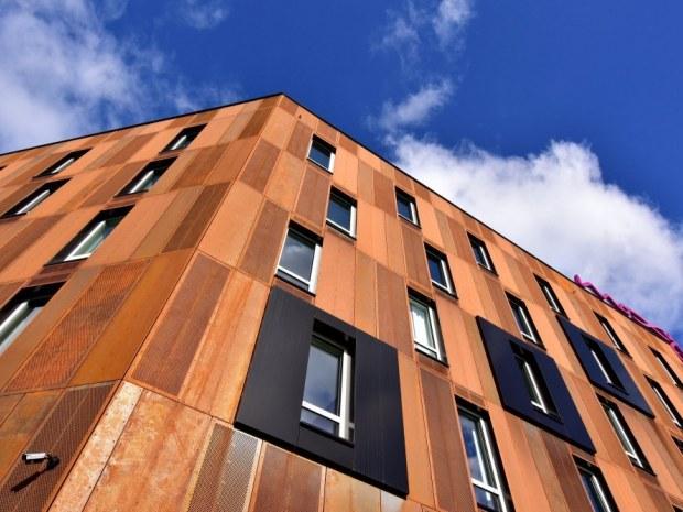 Moxy Copenhagen Sydhavnen - facade