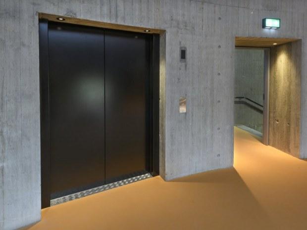 Museet for Danmarks Frihedskamp - elevator