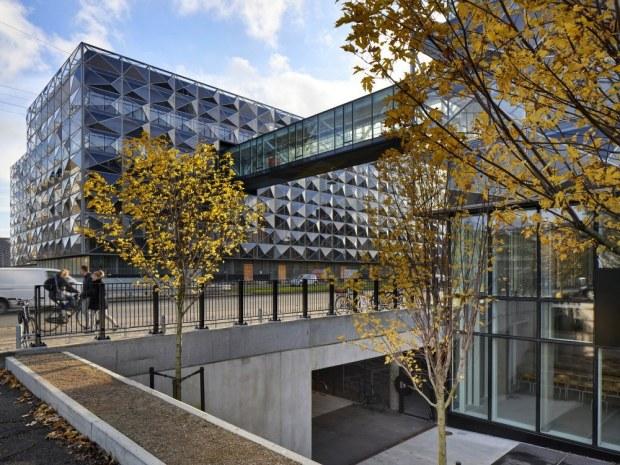 Niels Bohr Bygningen - Jagtvej