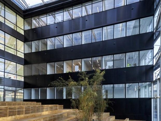 Niels Bohr Bygningen - atrium