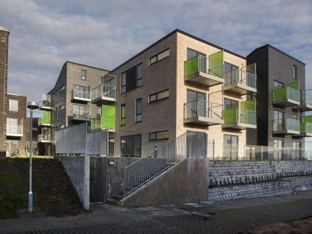 Nordlandet - facade