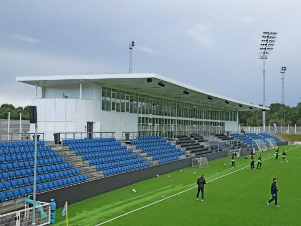 Nyt Helsingør Stadion - siddepladser