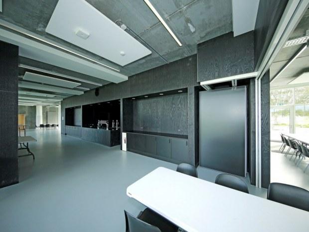 Nyt Helsingør Stadion - lounge