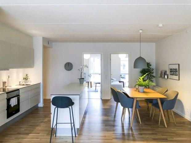 Pionerhusene - køkkenalrum