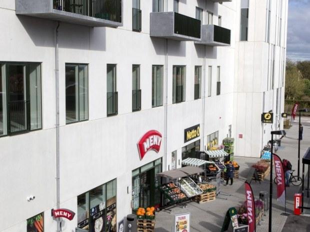 Risskov Brynet  – dagligvarebutikker
