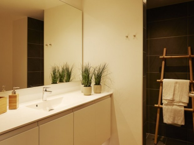 Rygaard Park - badeværelse