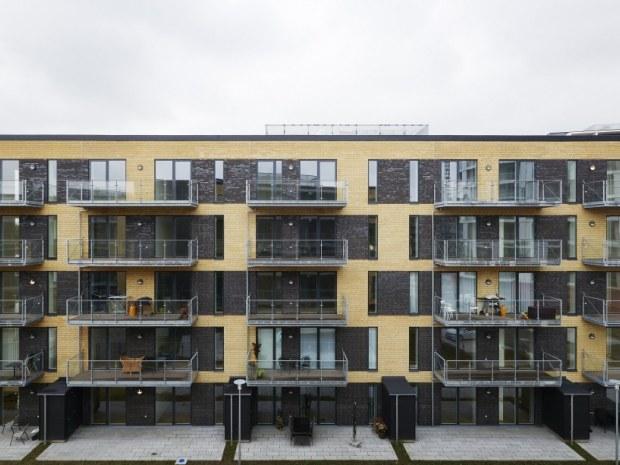 Rygaard Park - facade
