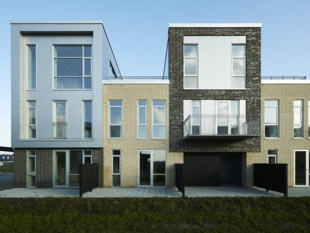 Sofiendalen etape 1 - facade