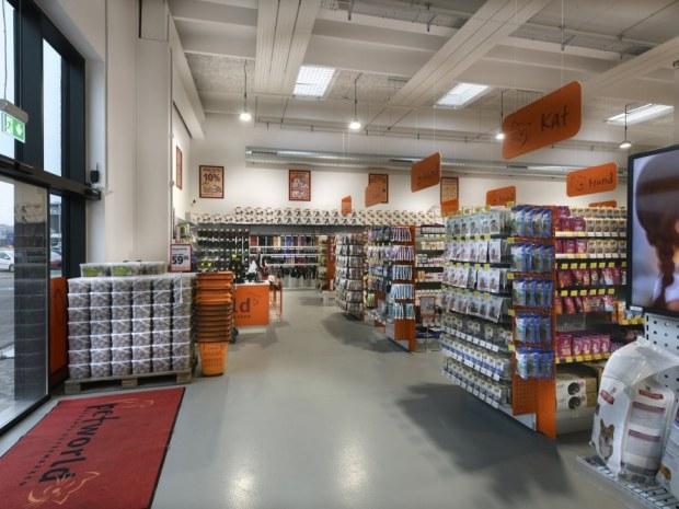 Tavleholmsvej - butik