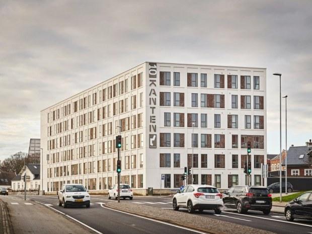 Tikanten - facade