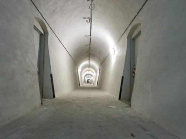 Ungdomsøen - tunnel