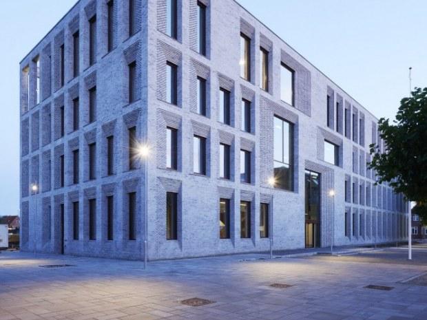 Vejen Rådhus - facade