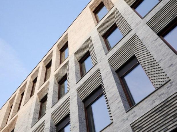 Vejen Rådhus - vinduer